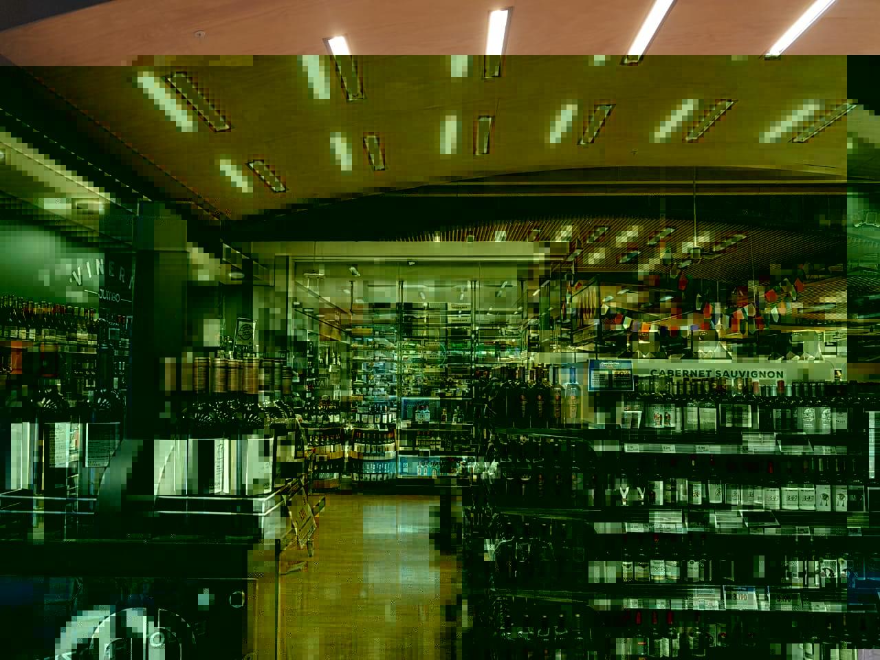 Compras de Vinhos em Santiago do Chile