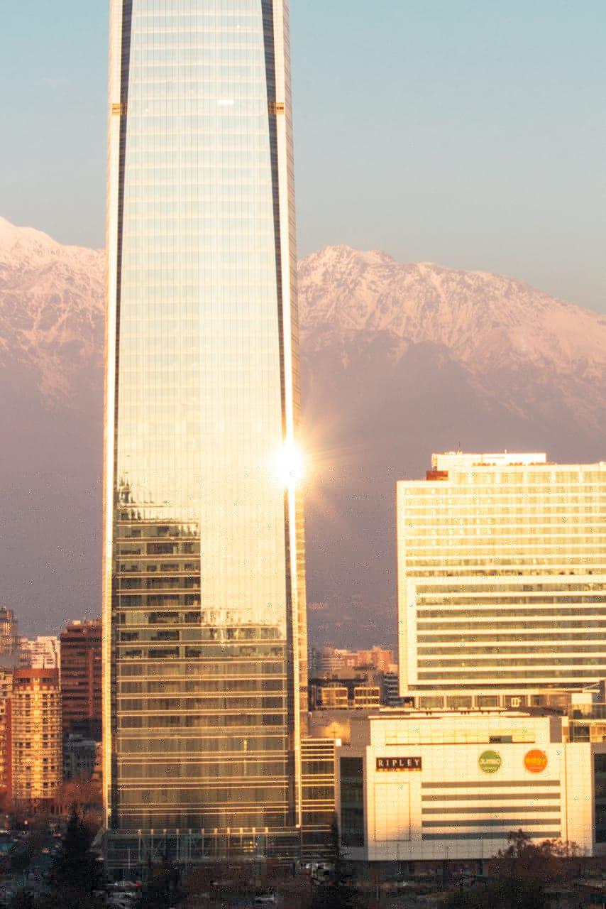 Shopping Costanera Center para compras no Chile