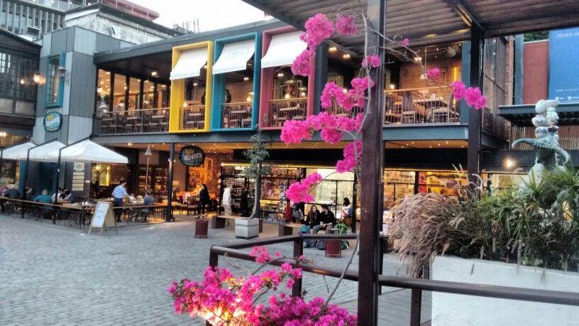 patio Bella Vista bares em Santiago do Chile