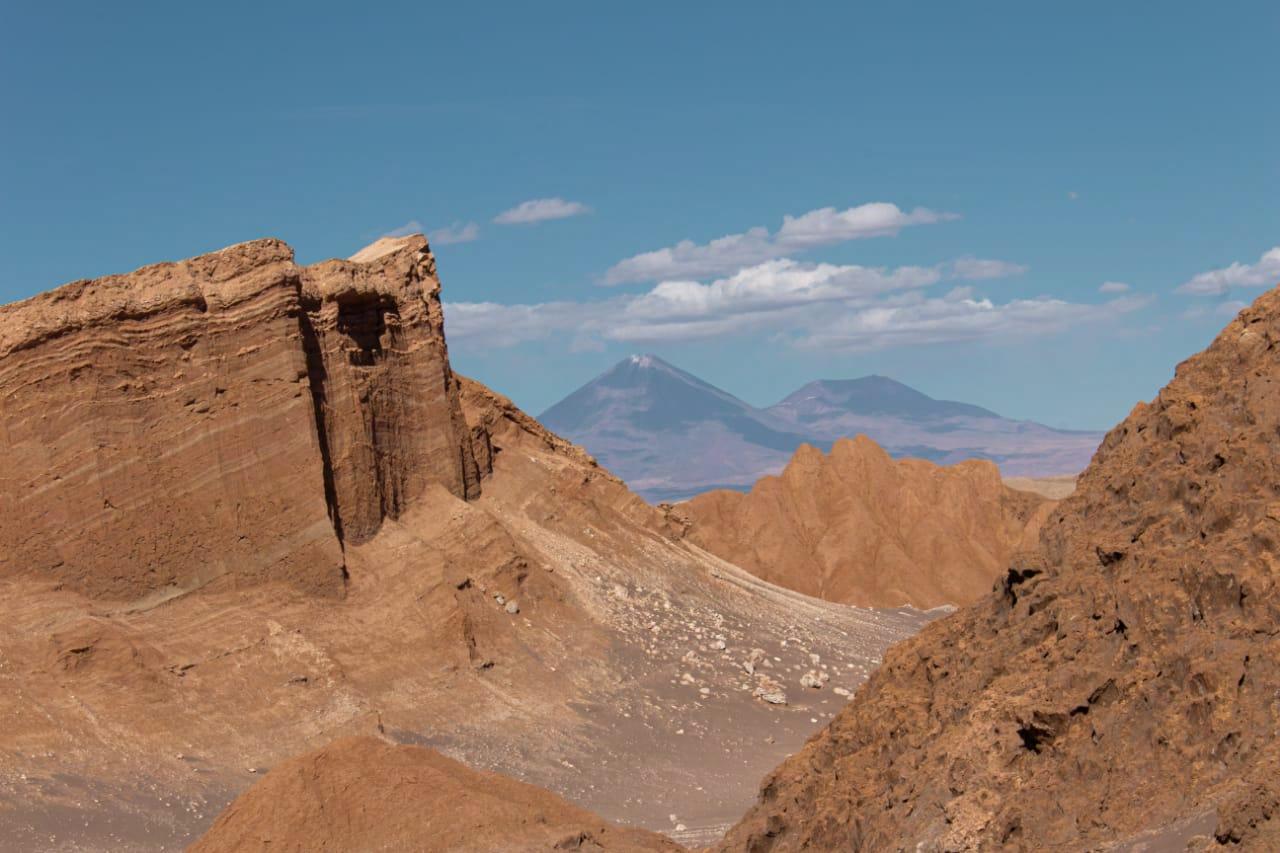 Valle de la Luna anfiteatro