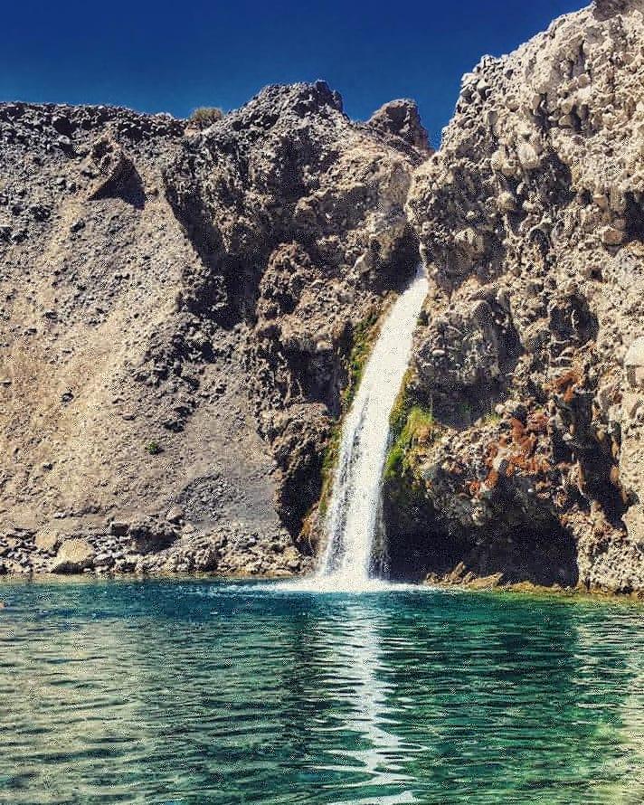 Salto el Yeso em Cajón del Maipo- Passeio de Verão Santiago do Chile