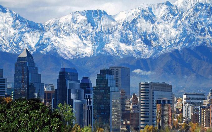 onde ficar em Santiago do Chile, melhores bairros