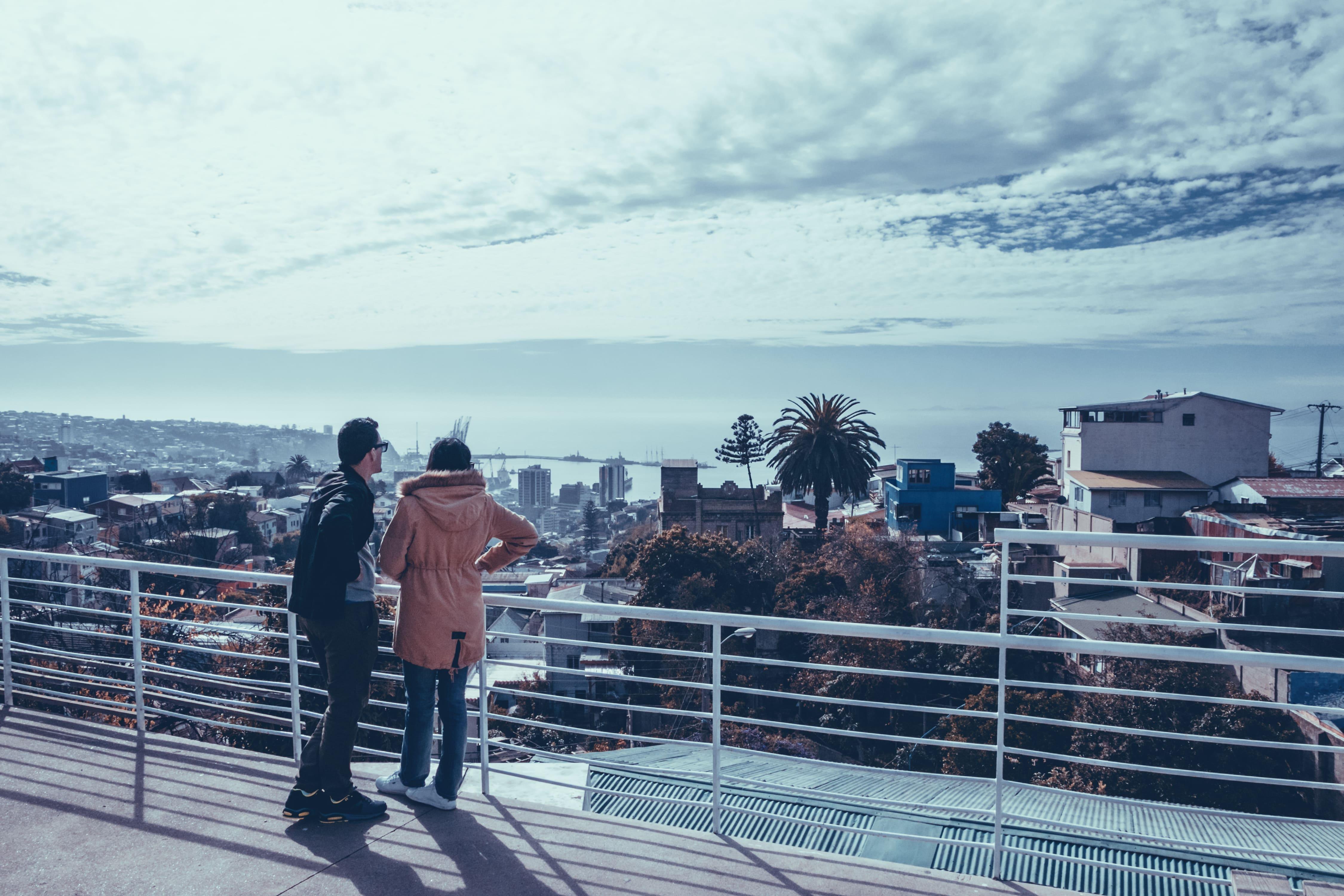Viña Del Mar E Valparaíso:conheça O Oceano Pacífico Com Muita História E Cultura