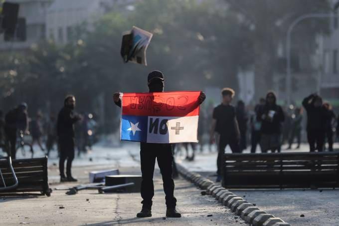 Entenda As Manifestações No Chile