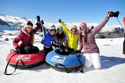 Parque Farellones: o melhor local para curtir a neve no Chile