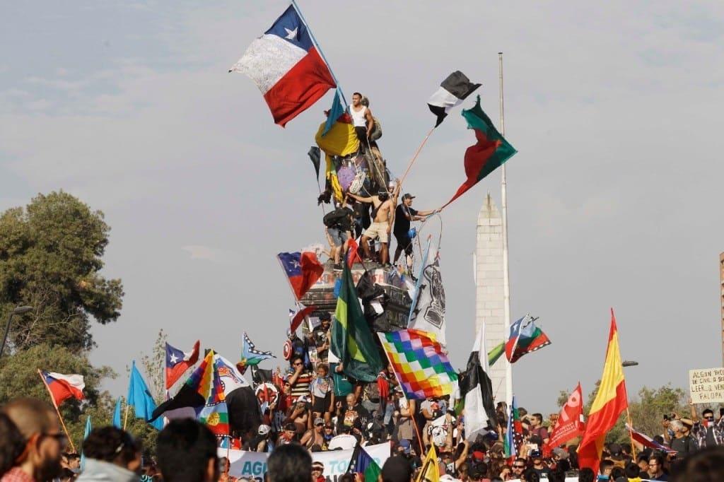 Manifestações No Chile Em 2020: Qual O Impacto No Turismo?