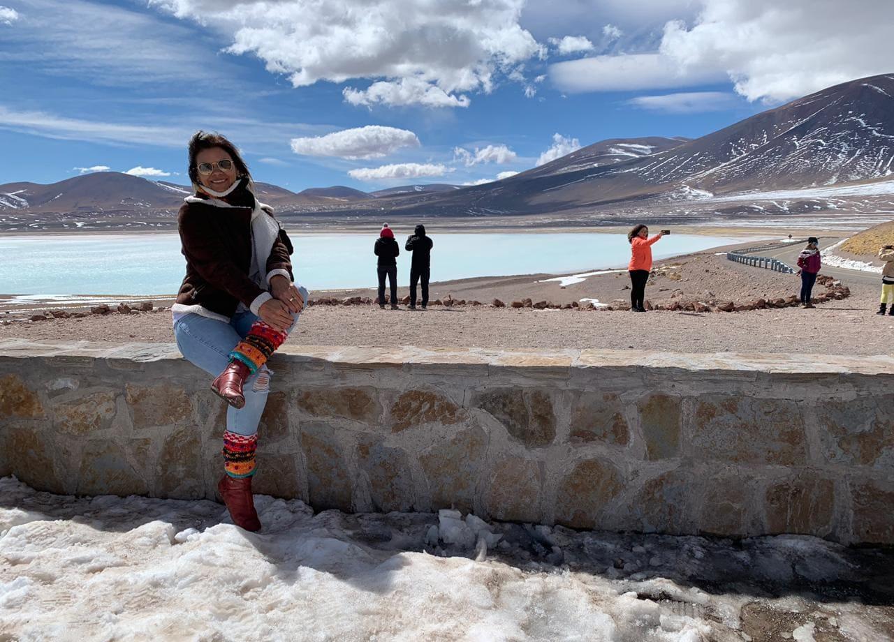 Piedras Rojas e Lagunas Altiplânicas